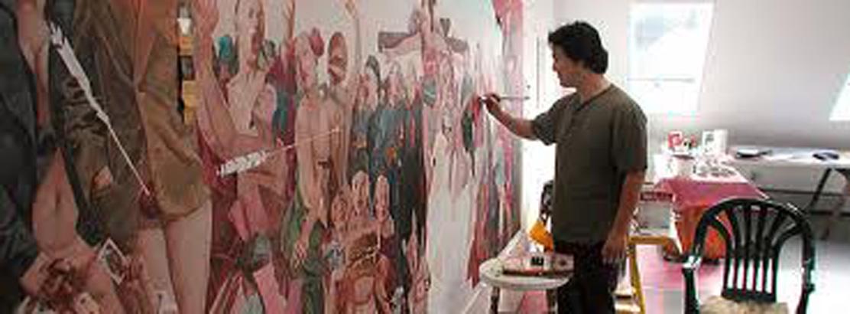 佛蒙特藝術中心藝術家