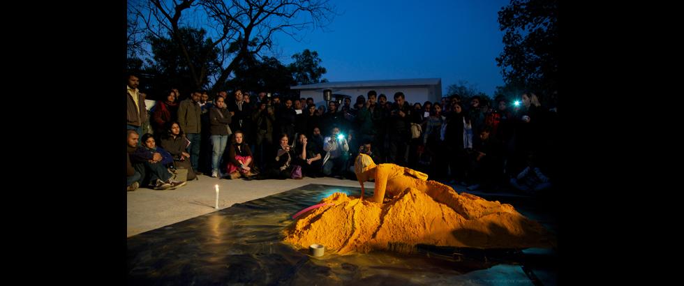KHOJ International Artists' Association's Event Photo