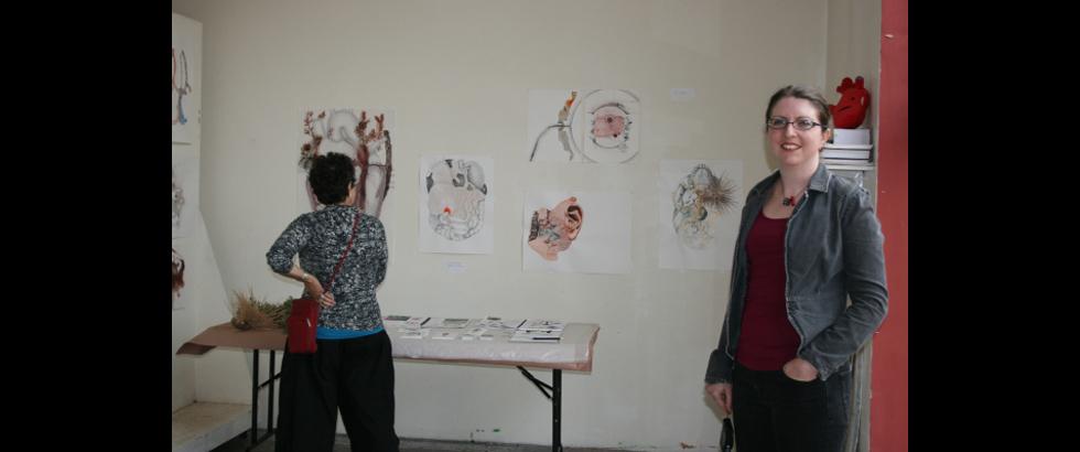 聖塔菲藝術中心藝術家