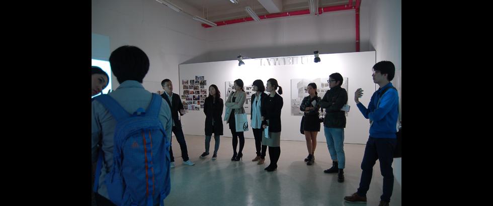 National Art Studio, Changdong & Goyang, Korea's Lecture