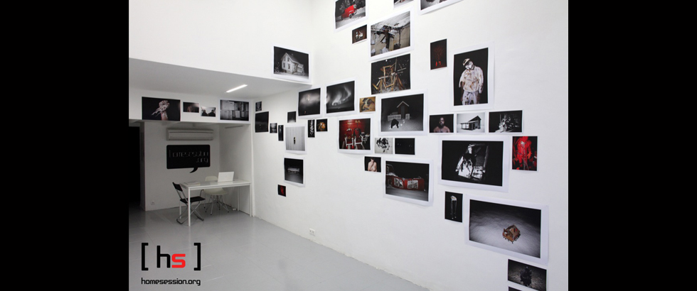 Homesession's Exhibition Space