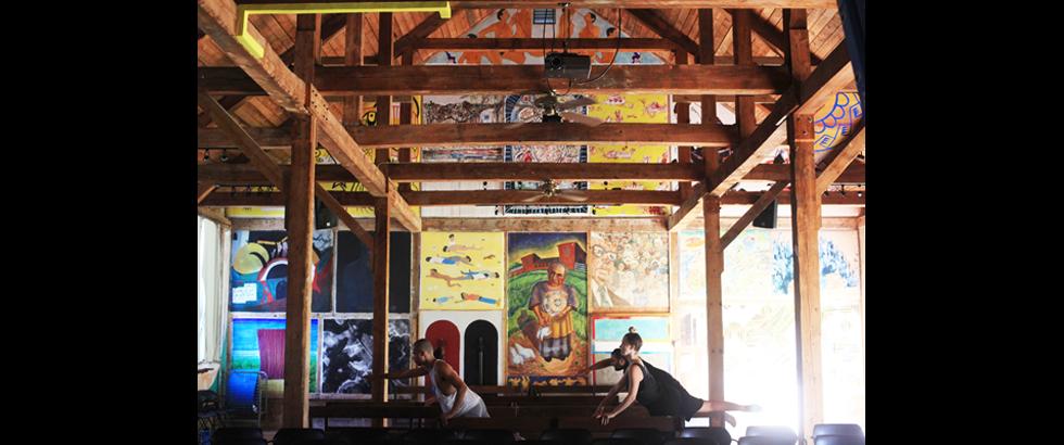 史勾西根繪畫雕塑學校空間