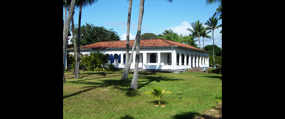 莎科達藝術村建築外觀