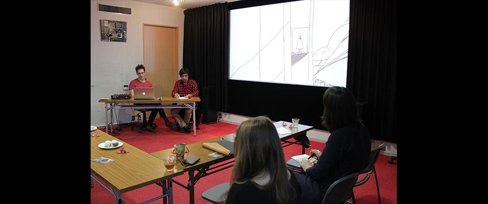 日本圖像協會「動畫進駐」講座