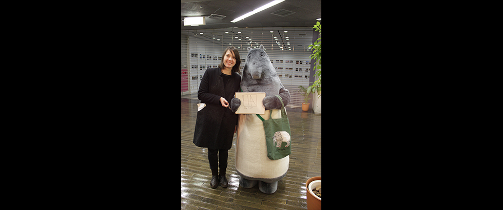 日本圖像協會「動畫進駐」展覽