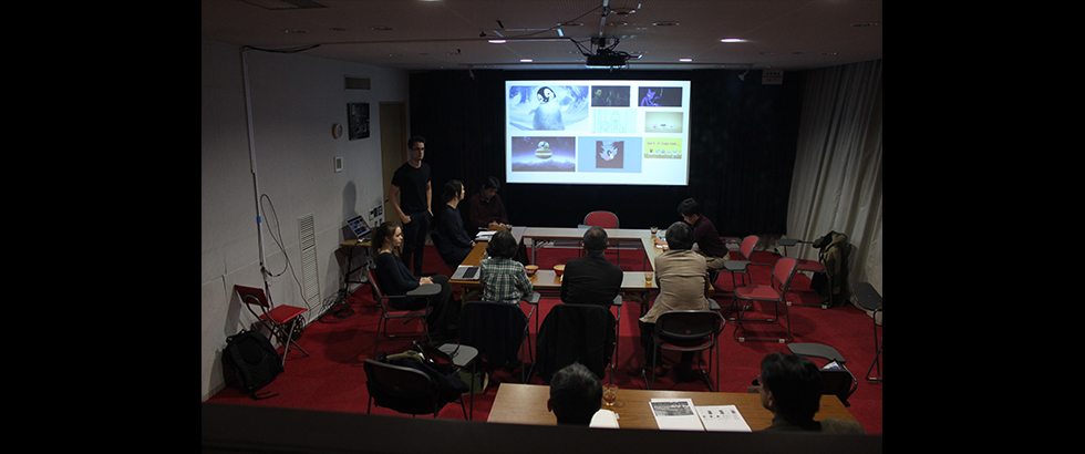 日本圖像協會「動畫進駐」活動照片