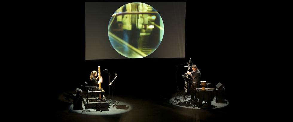 GRAME Centre National de Création Musicale's Performance
