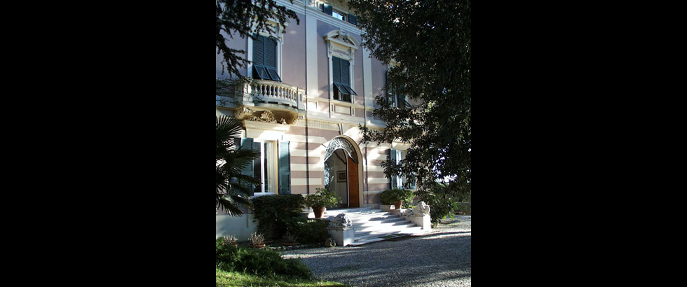 Bogliasco Foundation - The Study Center's Artist