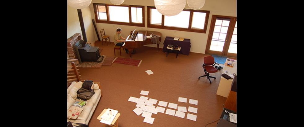 傑拉西藝術村工作室