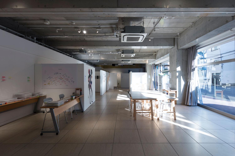 東京藝術空間展覽空間