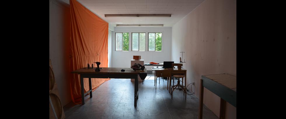 東北東雕塑藝術村工作室
