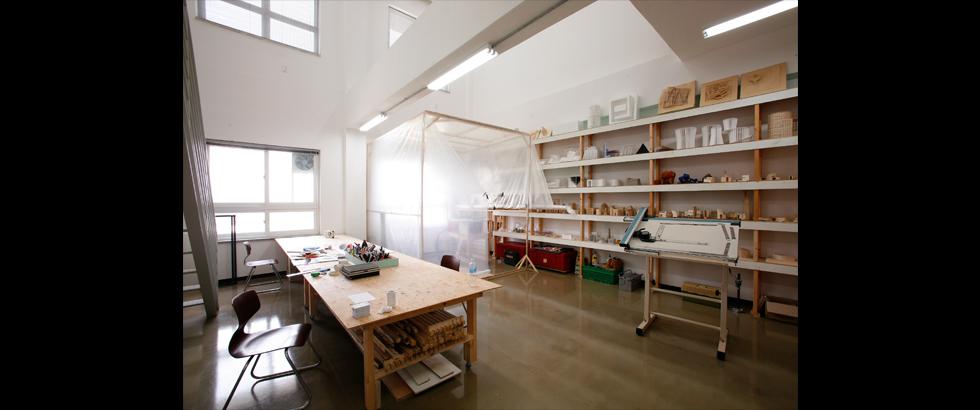 京畿道創意中心工作室