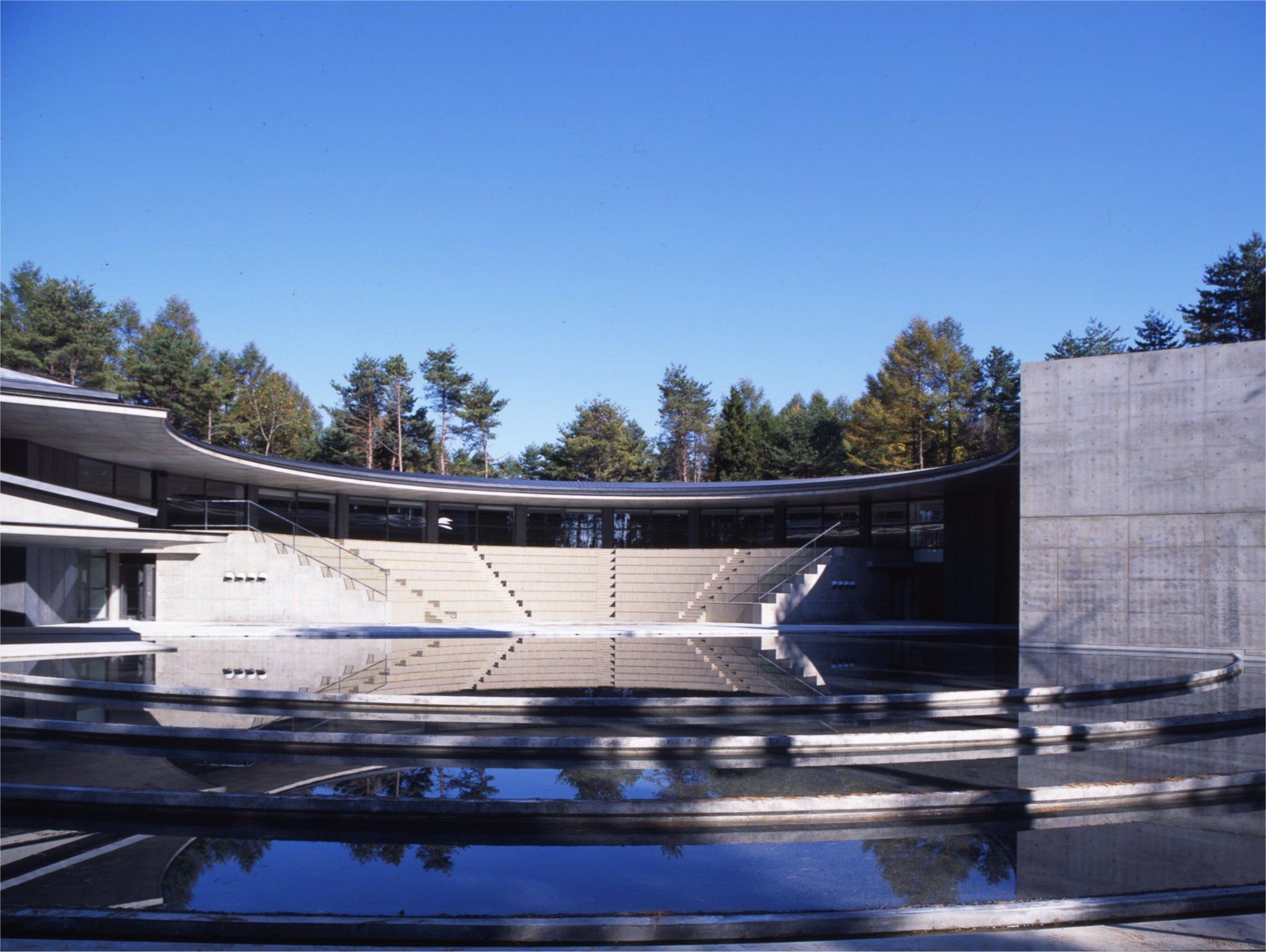 青森當代藝術中心建築