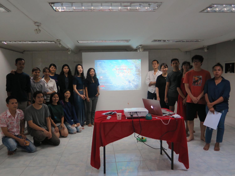 New Zero Art Space's  Event Photo