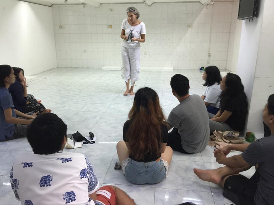 New Zero Art Space's Lecture