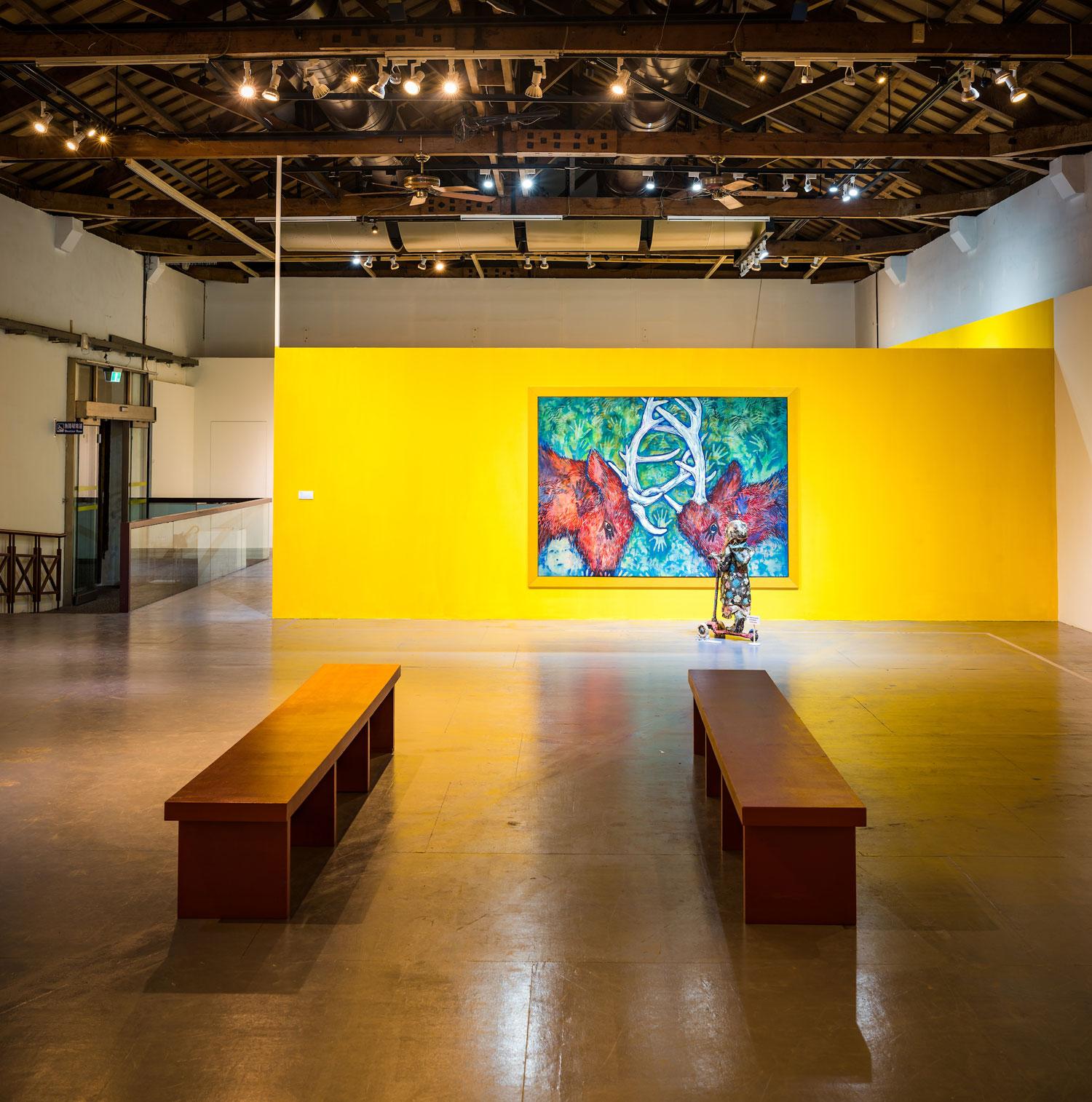 紐約COPEN NYC藝術家聯展《野性之美》