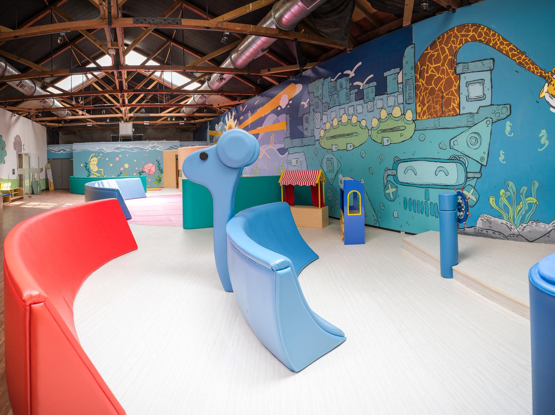 蕭壠國際藝術村兒童遊戲館