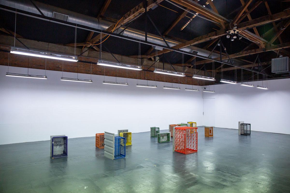 德國藝術家Samuel Seger個展《果園裡的一面牆》