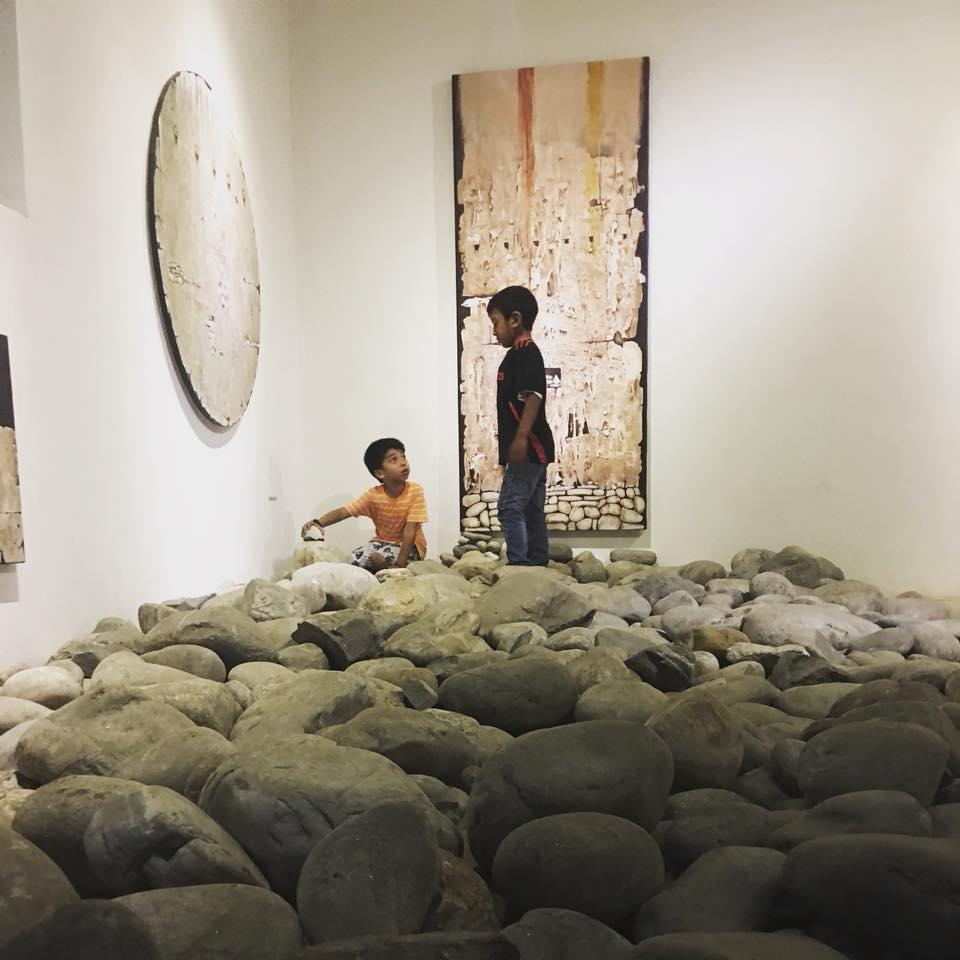 馬丘比藝術進駐-駐村藝術家「看見・聽見」特展 1
