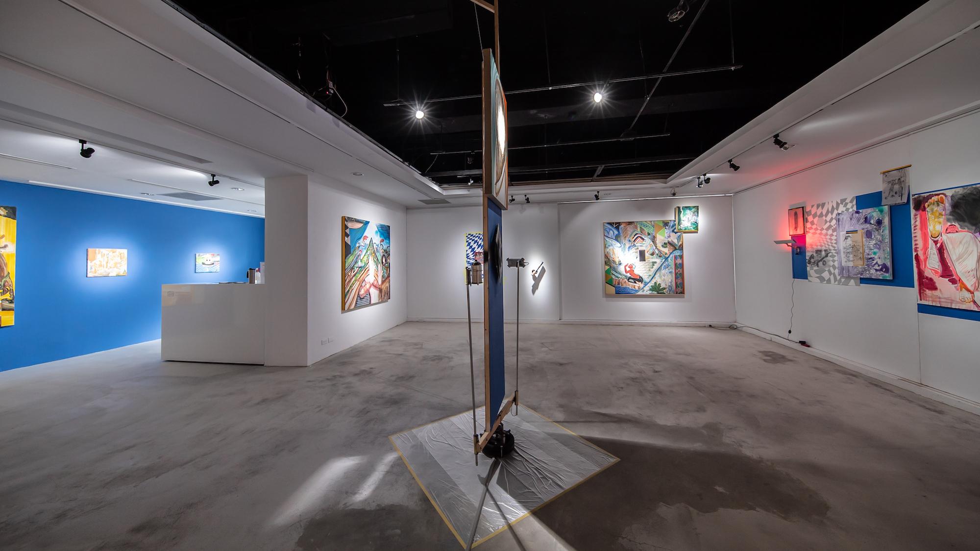 台北國際藝術村 「不只是風景如畫」出訪藝術家聯展