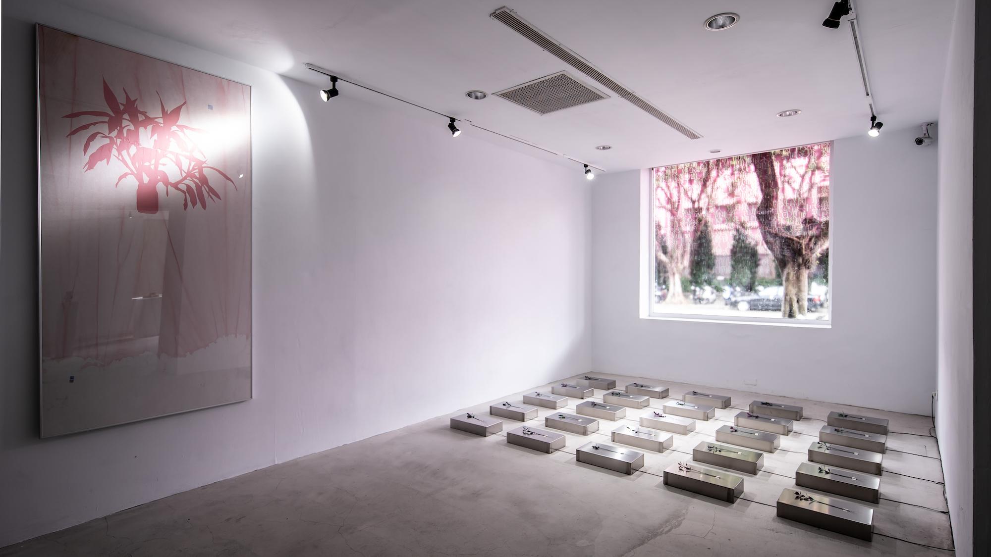 台北國際藝術村 2020 按了一次的暫停鍵