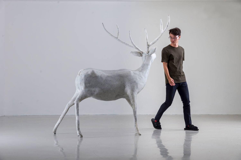 作品 Marble Deer No 照片
