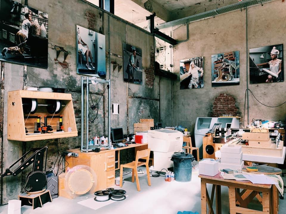 歐洲陶藝中心工作室照片