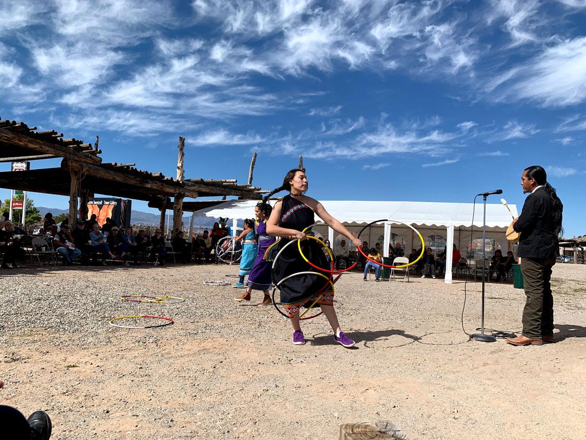 在美國原住民紀念日,拜訪Poeh Cultural Center